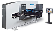 SMS CNC punching service